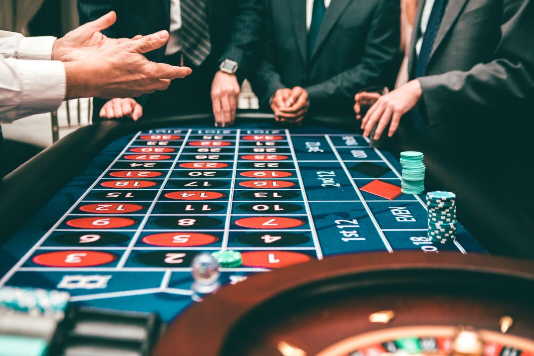 The Largest Fable About Gambling Exposed