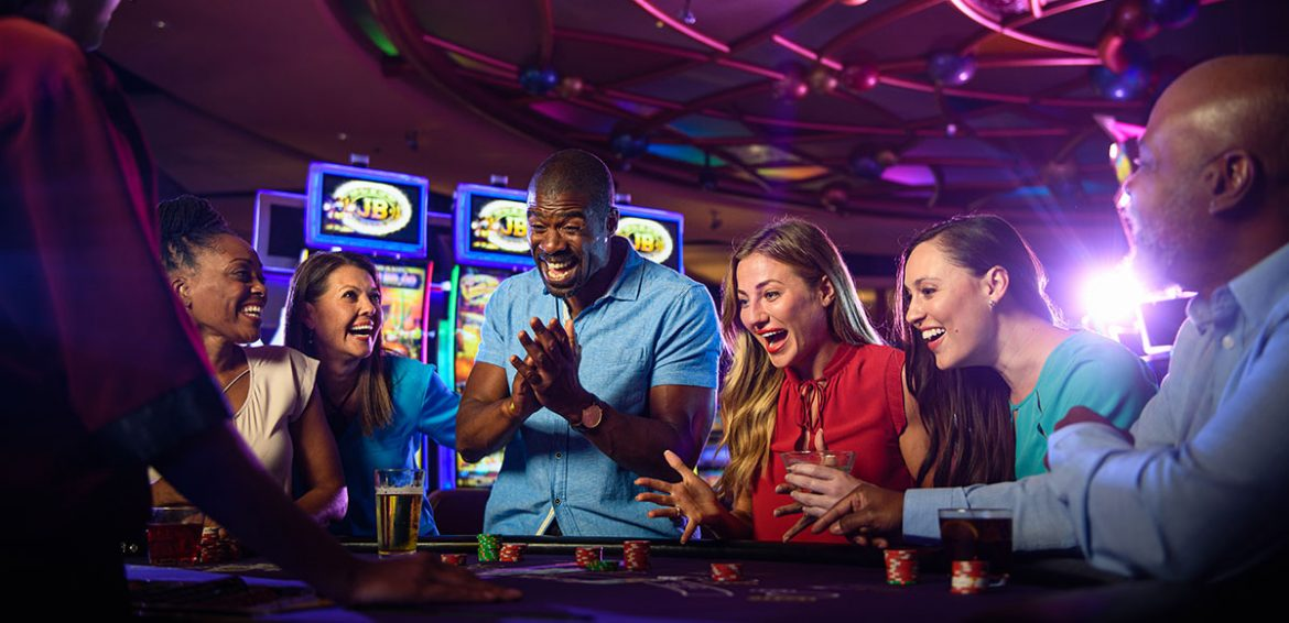 The Secret For Casino Revealed In Four Simple Steps