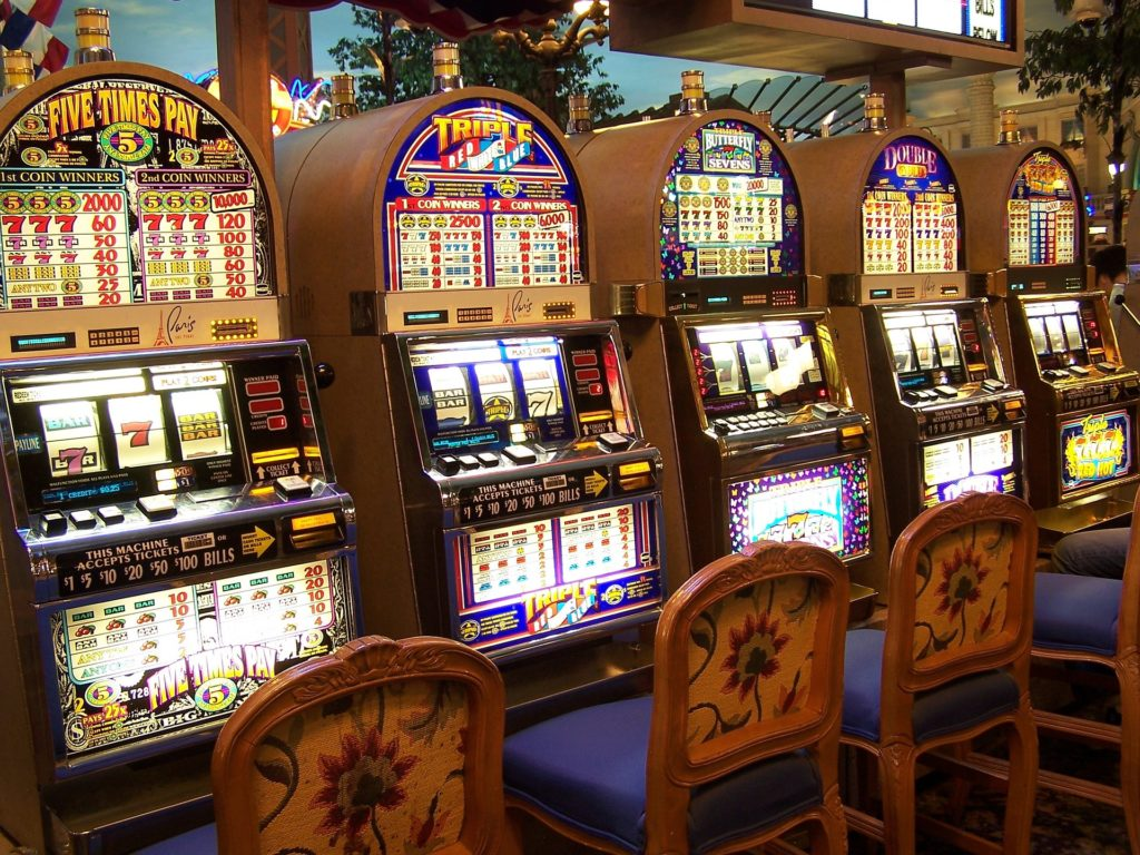 Unbiased Article Reveals Eight New Issues About Casino